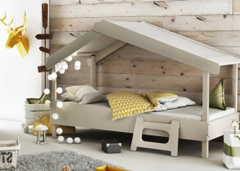 Plus beau lit cabane